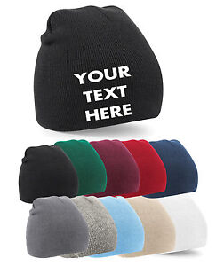 ... China Promotional Beanie, Comfortable Embroidered Promotional Beanies,  Custom Beanie Hat