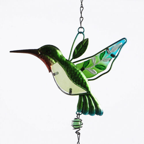 Handmade Bird Wind Chime For Door Window Hanging Ornaments Vintage Decoration