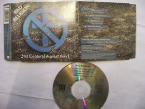 BAD-RELIGION-21st-Century-Digital-Boy-1994-UK-CD-Punk-Rock-BARGAIN
