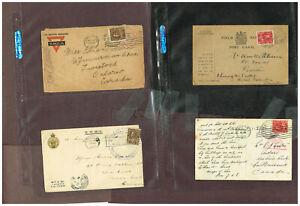 CANADA-WWI-WORLD-WAR-ONE-MILITARY-CENSORED-FPO-ETC-RAM11-18