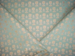 kravet grey green gold palm temple drapery upholstery fabric ebay
