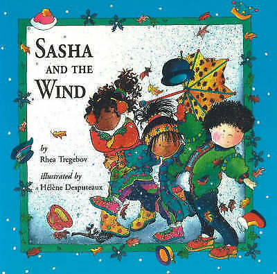 Sasha and the Wind by Rhea Tregebov (Paperback, 1996)