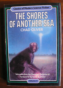 The-Shores-of-Another-Sea-by-Chad-Oliver-Hardback-1985