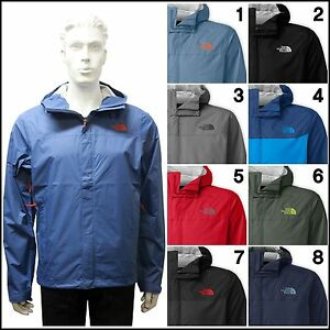 The A8ar Impermeable Face Chubasquero North Hombre Empresa Chaqueta p7nrpOwq