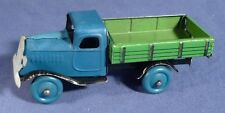 Blech Pritsche Lkw Kipper Tschechische Lehmann Gnom Kopie 50s tin toy truck A172