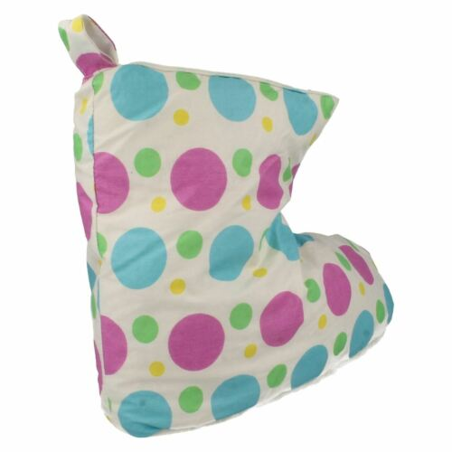 SALE Girls D970 Feather /& Duck down filled slippers boots By Duvet Ducks £1.99