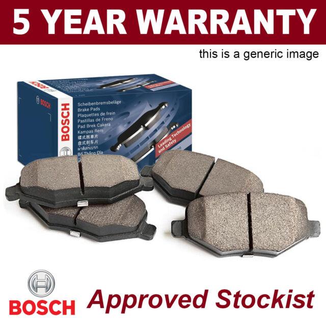 Bosch Pastillas Del Disco de Freno Conjunto de Eje 0986494214