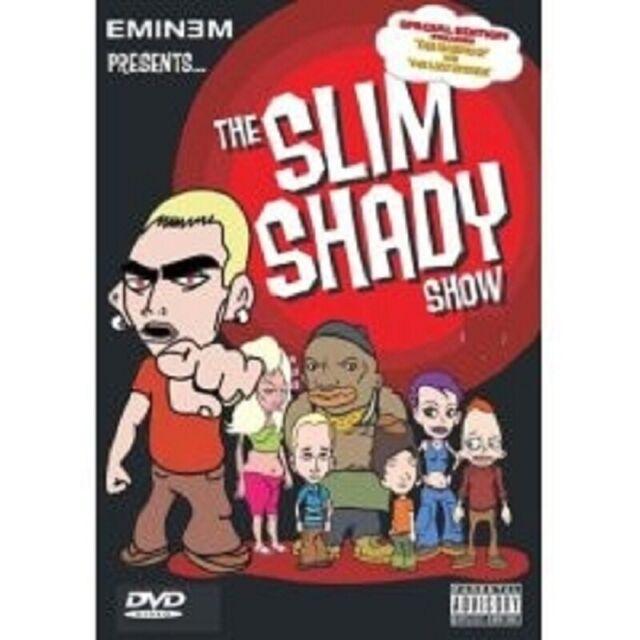 "EMINEM ""THE SLIM SHADY SHOW"" DVD NEW!"