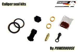 New Kawasaki KX 125 250 500 89-93 AllBalls REAR Brake CALIPER Rebuild Kit