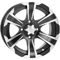 Itp 12 Ss312 Aluminum Alloy Golf Cart Gem Car Rim Wheel