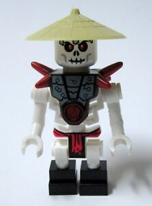 Lego Minifigures with Hat njo019 Ninjago Frakjaw