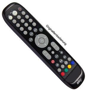 Original-Fernbedienung-PRC-30-HD1-HD2-Sky-Humax-HD-3000-3000S-Skymaster-SRC-40