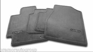 Image Is Loading Genuine Toyota 2007 2017 Camry Carpet Floor Mats