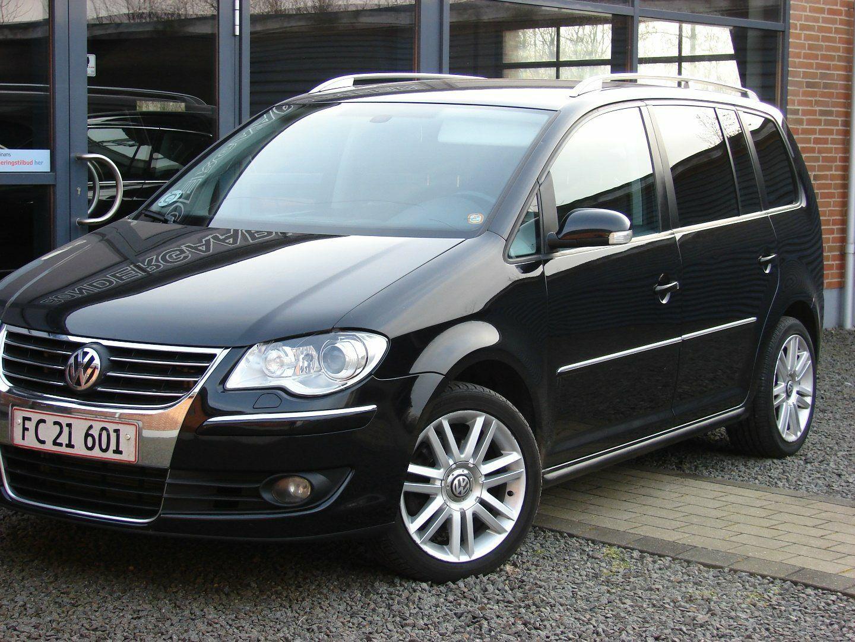 VW Touran 2,0 TDi 170 Highline DSG 5d