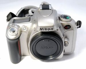 nikon n55 camera body works only in manual focus mode 18208802845 ebay rh ebay co uk manual focus slr manual focus sigma 135