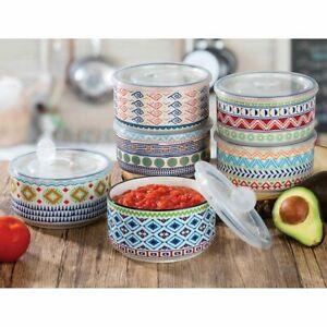Signature-Housewares-6-piece-Stoneware-Storage-Bowls-With-Lids-Microwavable