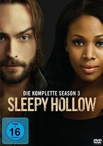 SLEEPY HOLLOW, Season 3 (5 DVDs) NEU+OVP - Oberösterreich, Österreich - SLEEPY HOLLOW, Season 3 (5 DVDs) NEU+OVP - Oberösterreich, Österreich