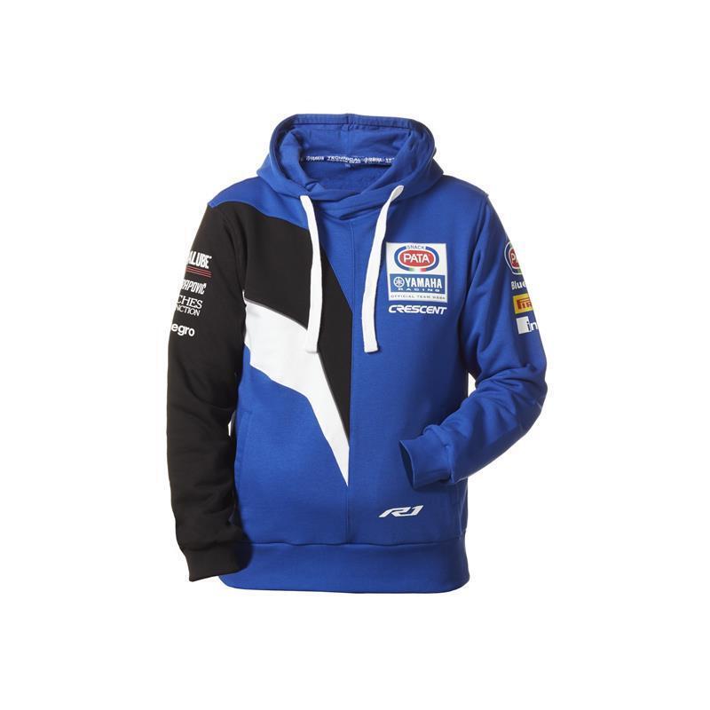 Offiziell PATA Yamaha Rennsport Team Kapuzenpulli - 16 27016