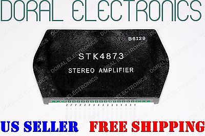 STK4873 with HEAT SINK COMPOUND FREE SHIPPING US SELLER Integrated Circuit IC