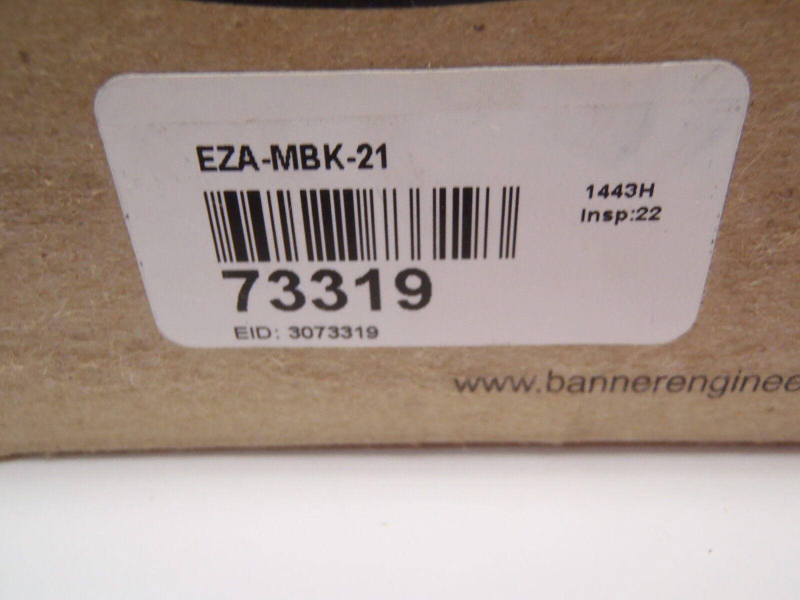 EZAMBK21 BANNER ENGINEERING EZA-MBK-21 NEW IN BOX