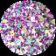 thumbnail 137 - Hemway Glitter Epoxy Resin Crystal Kitchen Worktop Counter Table Top Pigment