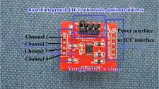 ADS1115 Module 4-CH 16 Bit AD Module Analog to Digital Breakout für Arduino 0-5V