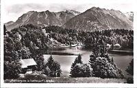AK Freibergsee bei Oberstdorf im Allgäu (älter)