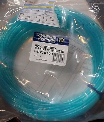 "Johnson//Evinrude//OMC OEM 1//16/"" Fuel//Gas Primer//Recirc Hose//Line 772568 1ft"