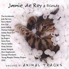 Vol. 5: Animal Tracks by Jamie deRoy (CD, Mar-2004, Artist One Stop / AOS)