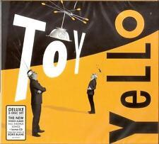 Yello Toy   2CD NEW ALBUM 2016