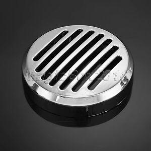 Durable ABS Plastic Black Horn Cover Grille for Honda VTX 1300 VLX600 Shadow New