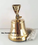 Antique-Brass-Wall-Bell-Vintage-Ship-039-s-School-Pub-Last-Orders-Dinner-Door-3-inch thumbnail 7