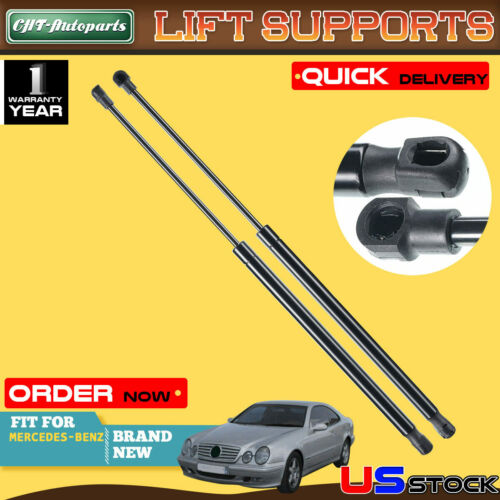 2x Rear Trunk Lift Supports Struts for Mercedes Benz W203 C320 C240 Wagon 02-05
