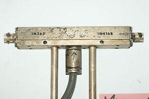 Tunable Mixer 7.5-15MHz, 75-150MHz BNC und N-Type 1N263 1N416B - Dobl, Österreich - Tunable Mixer 7.5-15MHz, 75-150MHz BNC und N-Type 1N263 1N416B - Dobl, Österreich