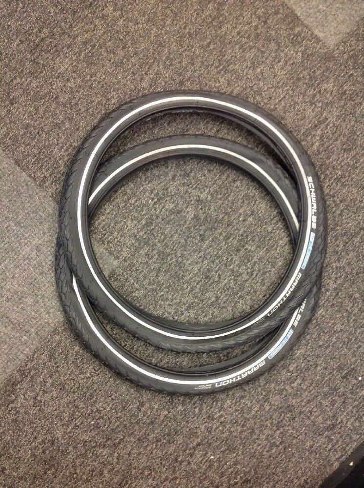 Schwalbe  Marathon 16 X 1 3 8  Tyres Brompton Pair  wholesale prices
