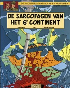 Blake-en-Mortimer-2de-reeks-17-De-Sarcofagen-van-het-6e-Continent-2