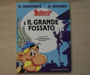 ASTERIX-E-IL-GRANDE-FOSSATO-R-Goscinny-A-Uderzo-Mondadori-Editore-I-ed-1980