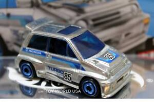 2020 Hot Wheels ZAMAC Honda City Turbo II Lot of 2