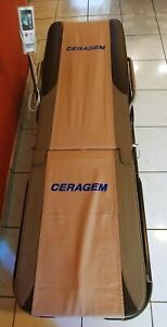 Details about Ceragem RH1 Therapy Massage Bed with EXTRA ACCESSORIES