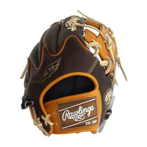 Rawlings Heart of the Hide R2G 11.75ʺ inch Baseball Glove RHT PROR205W-2CH wing