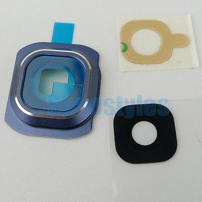 New Original OEM Camera Frame Glass Lens Cover  For Samsung Galaxy S6 G920F G920