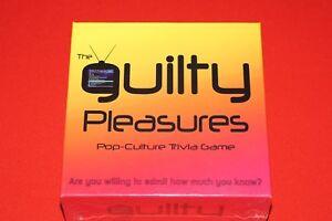 Guilty pleasures game