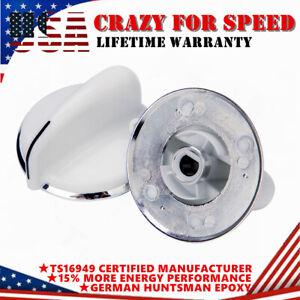 2PCS WH01X10460 Knob For GE Dryer WE01X20378, AP5806667, PS9493075, 175D3296P001