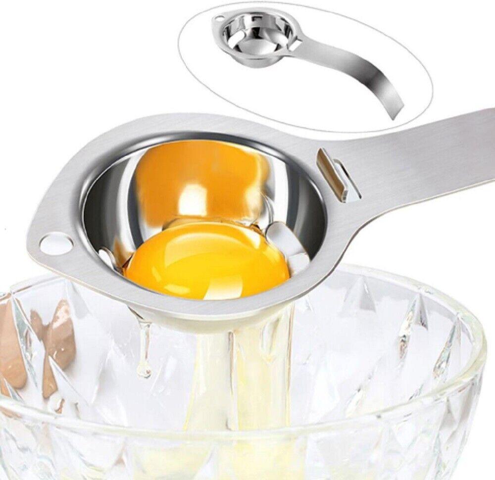 Plastic Egg Yolk White Separator Egg Divider Sifting Home Kitchen tool Chef