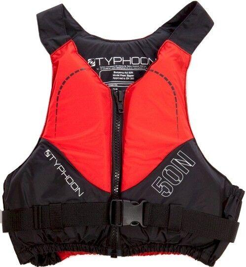 Fléchette ZIP TYPHOON 50N sécurité FLOTTANTE TYPHOON ZIP Kayak Gilet de sauvetage PFD veste d411c2