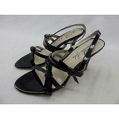 Romantic Soles Alivette Women's Black Heels 10M