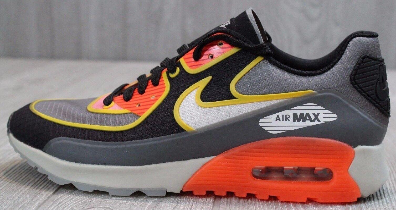 Nike Air Max 90 Ultra 2.0 SI Grey Women's Sz 6 Running Shoe 881108-001 Boost NMD