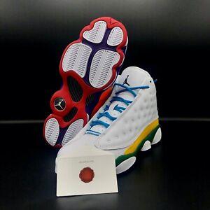 Air Jordan 13 Retro Ksa Gs Playground Cv0785 158 Ebay