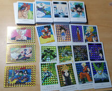 carte Dragon ball z Hero collection part 1 FULL SET + WGL
