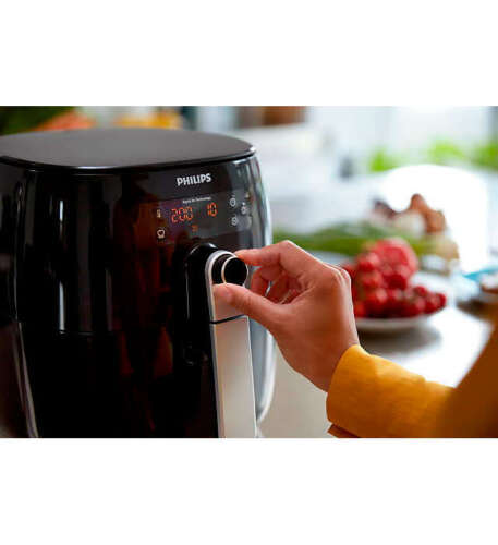 Philips HD9742//93 Twin TurboStar 0.8KG Air Fryer with Grill Pan RRP $399.00